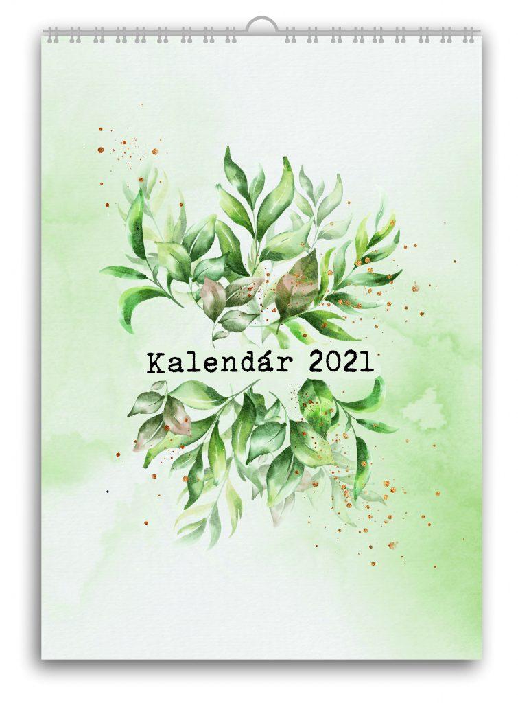 Kalendár na rok 2021 plný krásnych slov a výrokov