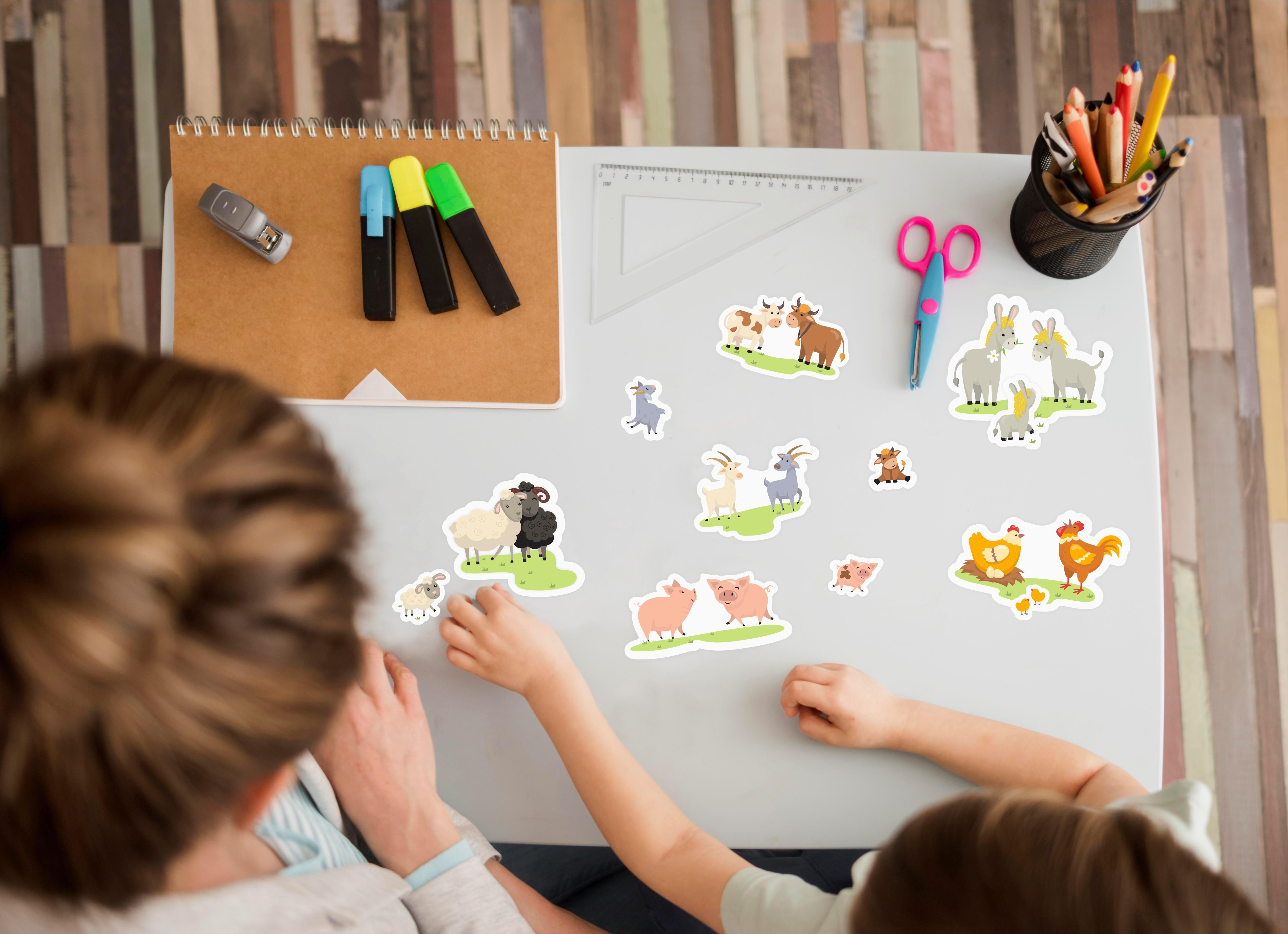 Pracovný list zdarma pre deti