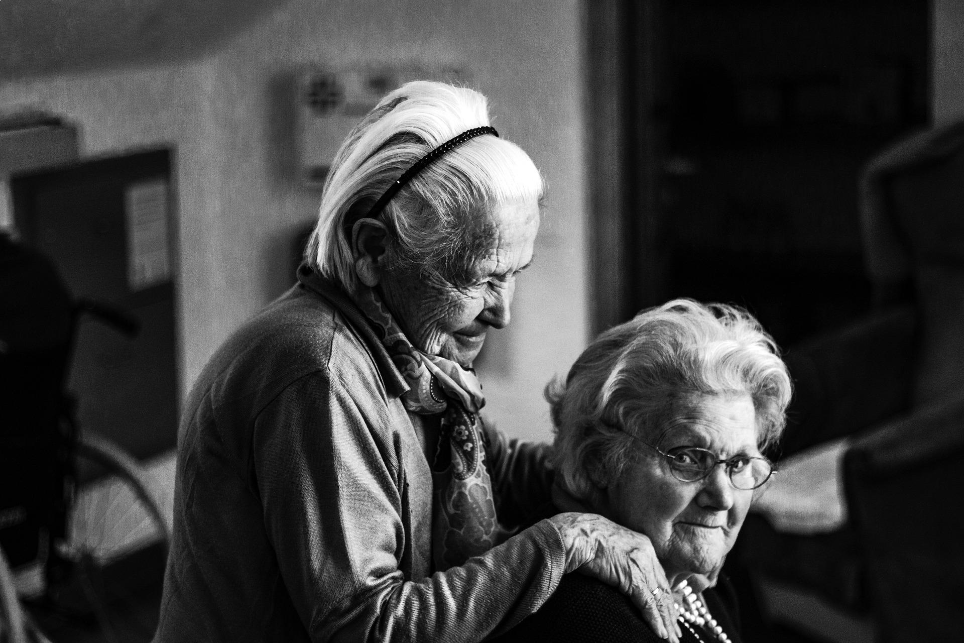 Láska pre starších ľudí