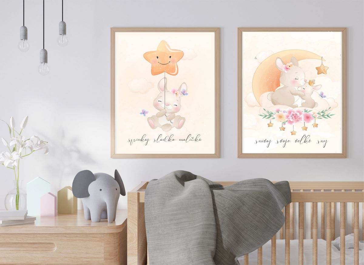 Obrázky do detskej izby